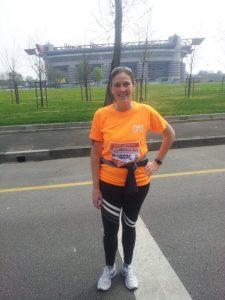 francesca rossini milan marathon 2018
